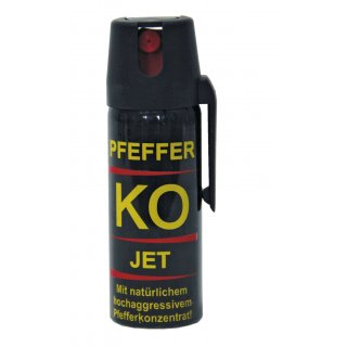 Ballistol Pfefferspray Jet 50 ml